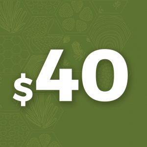 Generous - $40