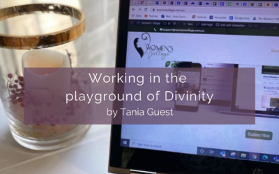Working in the Playground of Divinity